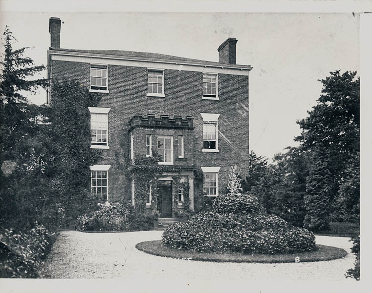 Hambleton House c1904