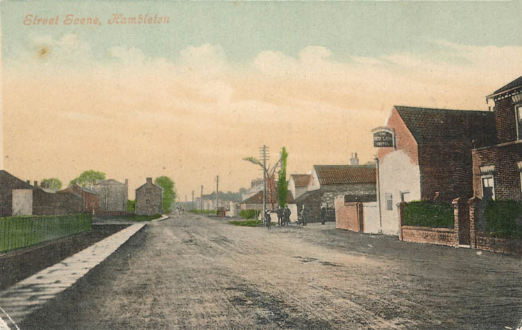 Main Road Hambleton