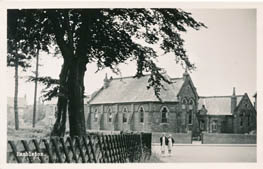 The Old School in the 1920s