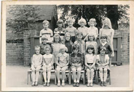 School photo - possibly 1972